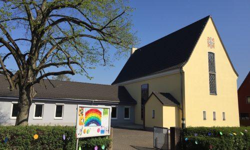 Pauluskirche Ostern